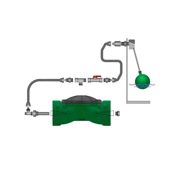Kit Control de nivel