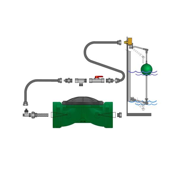 Kit Control de nivel diferencial